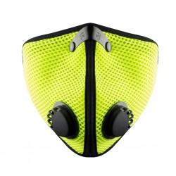 RZ mask Mesh M2 SAFETY GREEN - smog mask - seledynowa