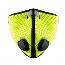 Mesh M2 SAFETY GREEN